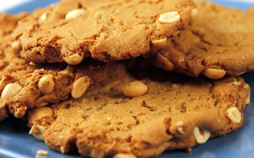 The Buttery's peanut butter cookies