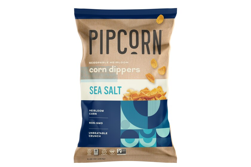 Corn dippers from Pipcorn.