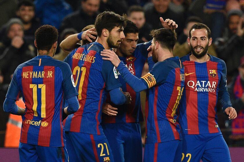 Barcelona avanza a la semifinal de la Copa del Rey.