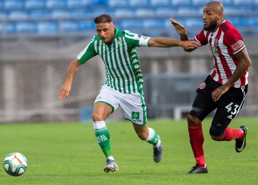 El Betis estrena la pretemporada con una derrota ante el Sheffield United