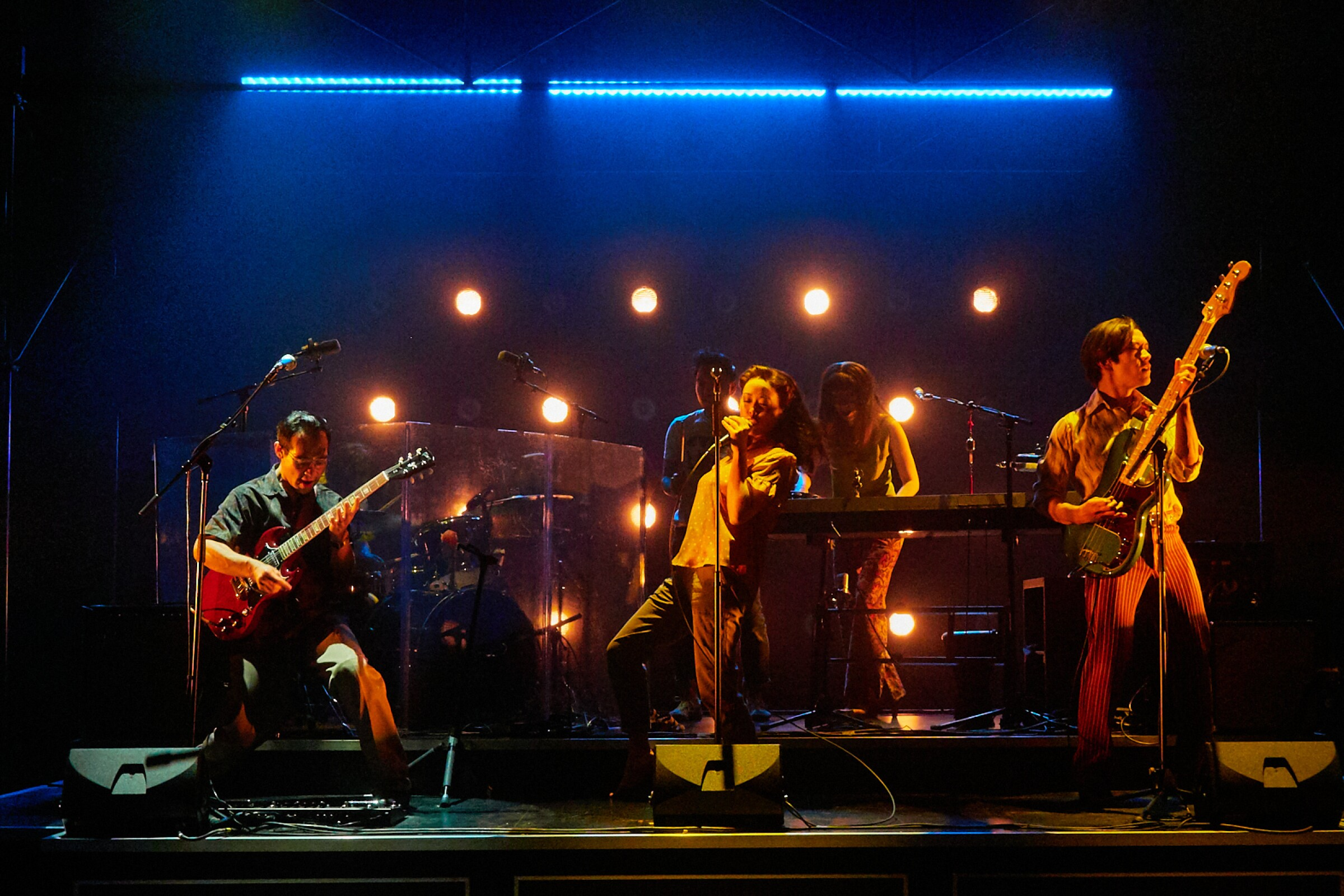 """Cambodian Rock Band"" brought the playwriting sensation and University of California San Diego grad back to town for a powerful La Jolla Playhouse staging of the music-propelled piece."