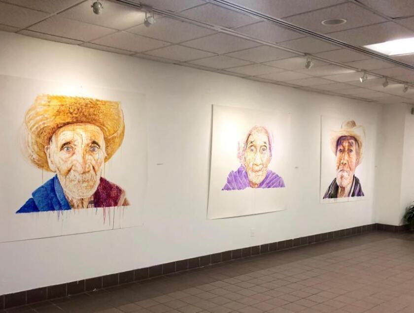 Una exposición en Los Ángeles honra la cultura indígena de los tarahumaras