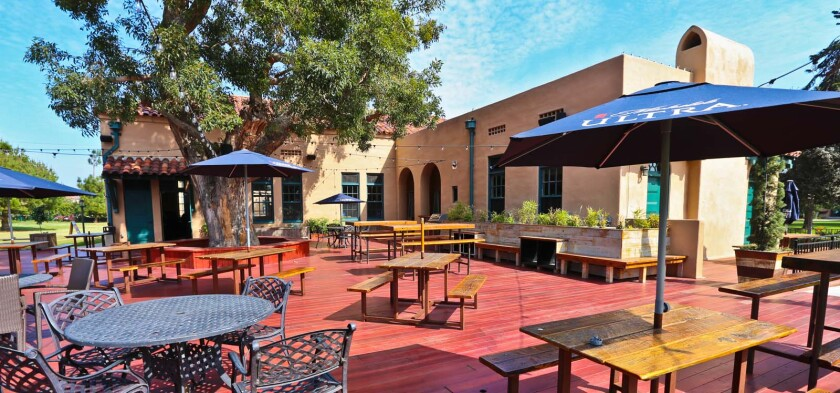 The Loma Club at Liberty Station in San Diego.