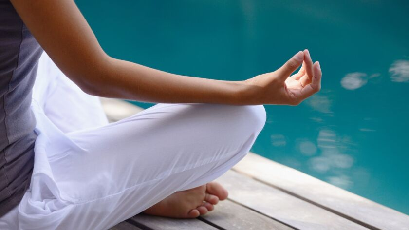 Women in particular have embraced meditation in recent years.