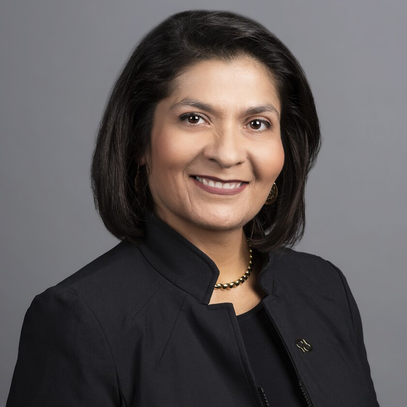 Maria Carrillo, chief science officer of the Alzheimer's Association.