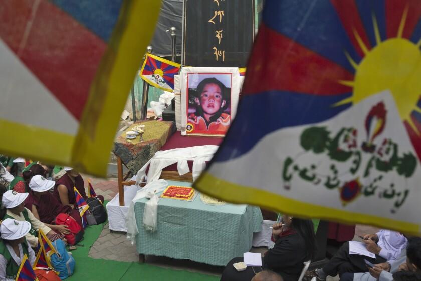 China Tibet Panchen Lama