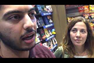 'My life turned upside down': Iraqi student returns to L.A.