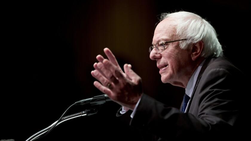 Bernie Sanders will publish a book, 'Our Revolution.'