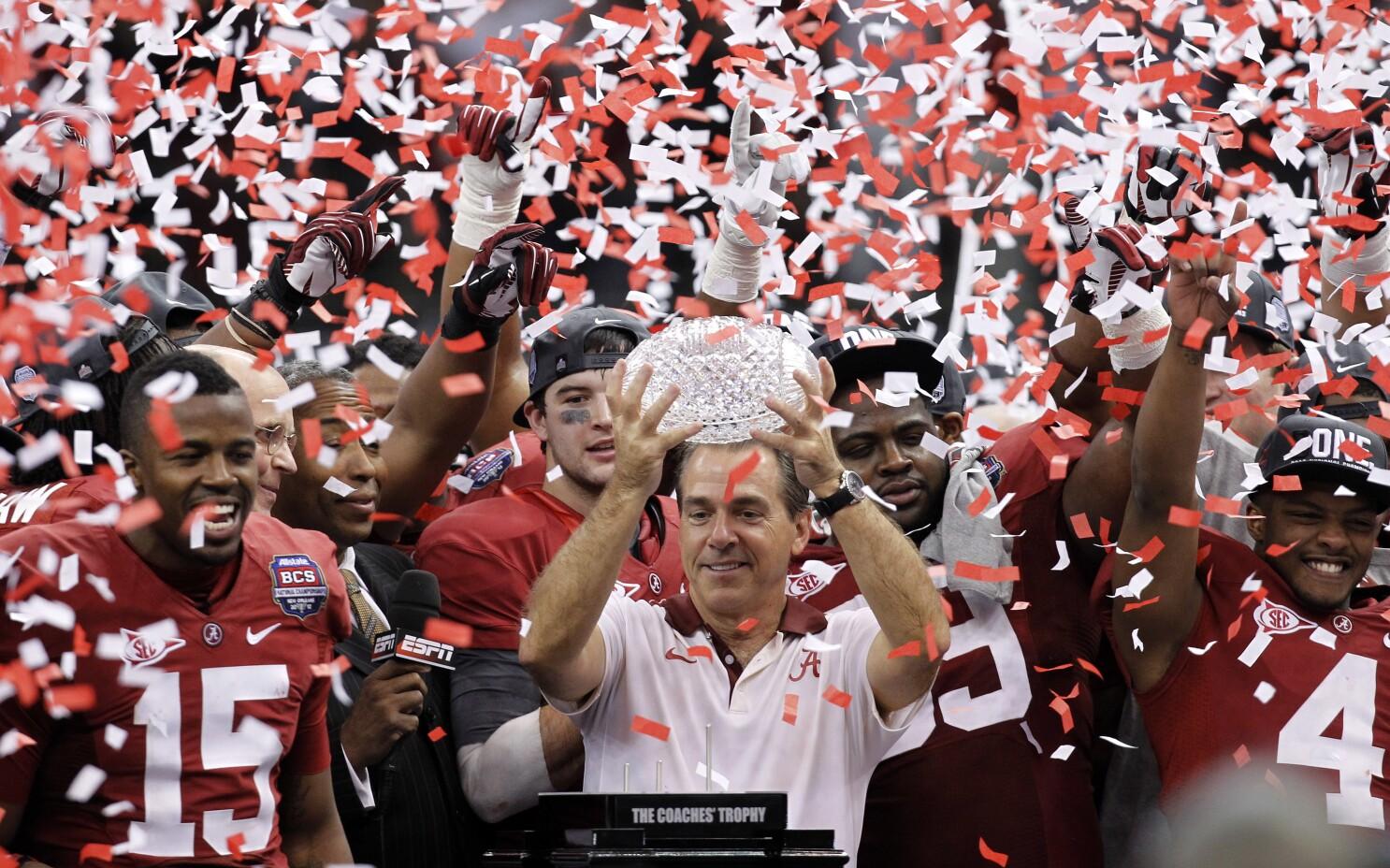 Alabama Coach Nick Saban Agrees to New 8-Year Deal