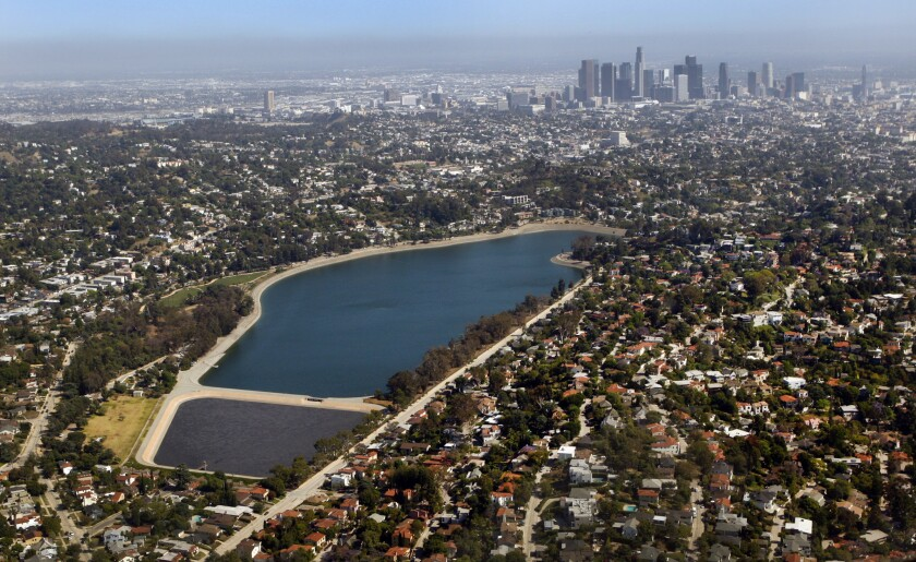 A report released Wednesday from the Los Angeles 2020 Commission calls L.A. a city in decline.