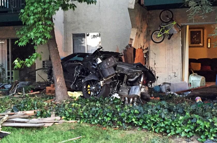 Livermore crash