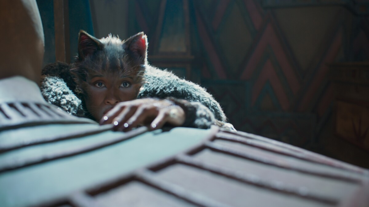 In Cats Memory Is A Popera Furball But Don T Blame Jennifer Hudson Los Angeles Times