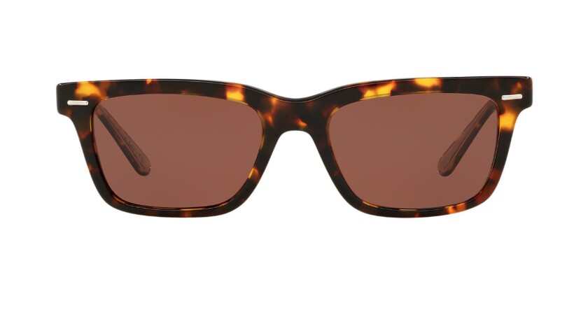 Oliver Peoples x The Row Oliver Peoples and The Row collaborated on these classic tortoiseshell fram