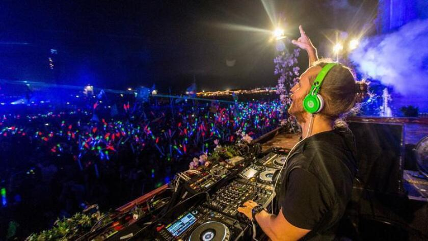 The TomorrowWorld Electronic Music Festival in Chattahoochee Hills, Ga., is an SFX Entertainment event.