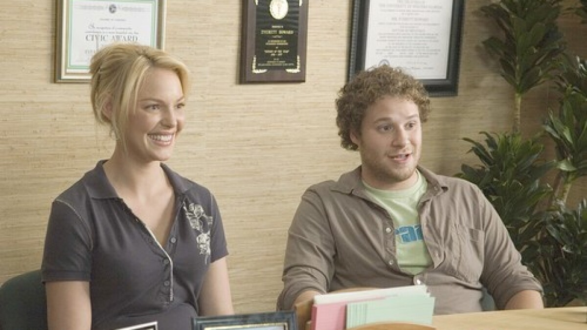 Knocked Up Is Funny But It S Lacking At The Core Los Angeles Times