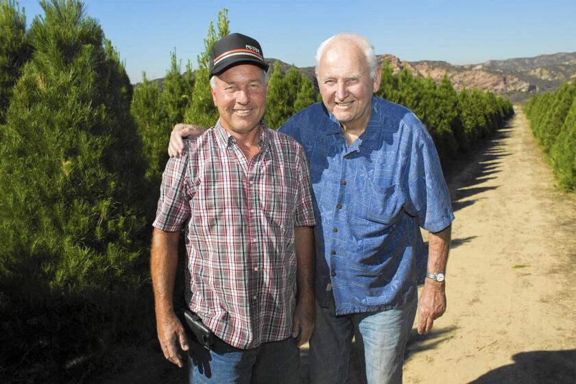 Chuck and Nick Peltzer