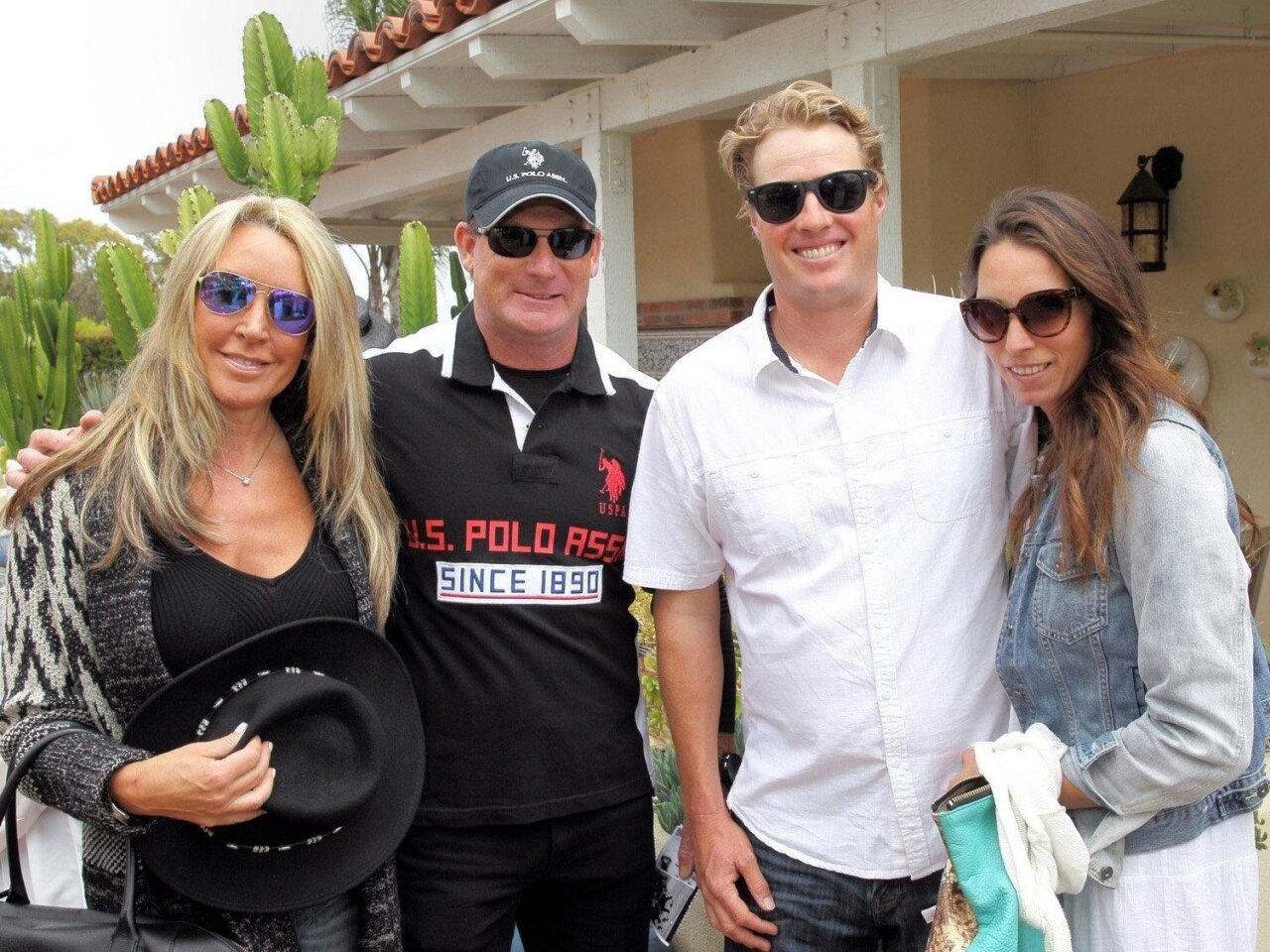 Janine Killmer, Will Killmer, Ashton Wolf (Polo Manager), Marissa Wolf