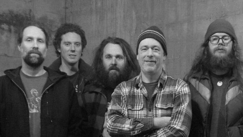 "Rock vets Built to Spill will perform decades of music as well as new tunes from their 2015 album ""Untethered Moon"" at the Casbah. 8:30 p.m. Monday. Casbah, 2501 Kettner Blvd., Middletown. $25. Ages 21-and-up. (619) 232-4355 or casbahmusic.com (Stephen Gere)"