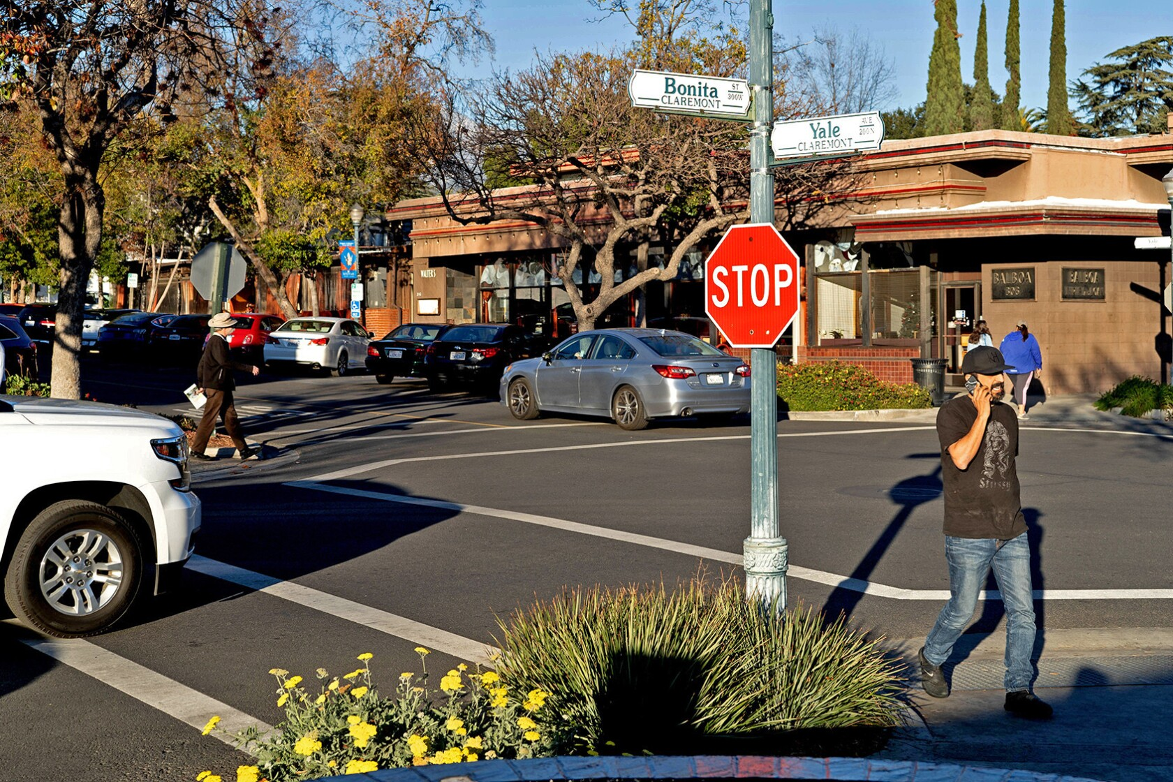 Neighborhood Spotlight: Claremont owns its lettered and