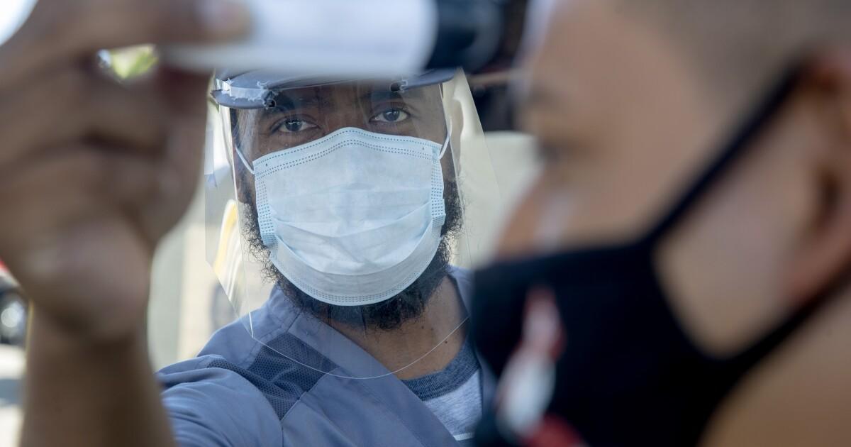 Coronavirus Today: Hopeful signs amid the surge