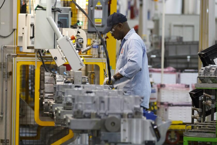 Virus Outbreak-Auto Industry Jobs