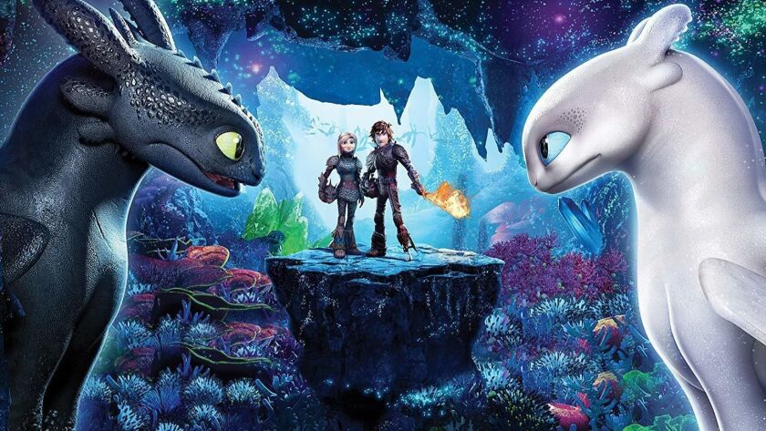 """How to Train Your Dragon: The Hidden World."""