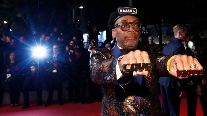 BlacKkKlansman Premiere - 71st Cannes Film Festival, France - 14 May 2018