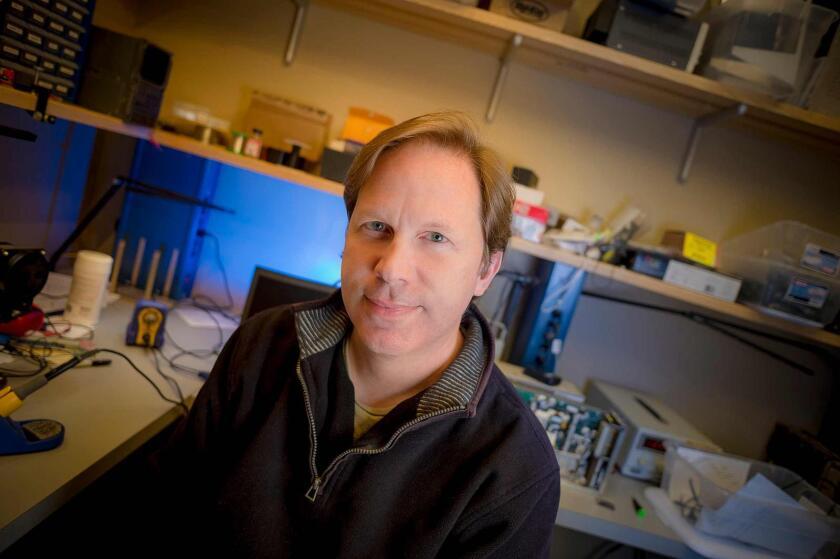 UC San Diego computer scientist Stefan Savage