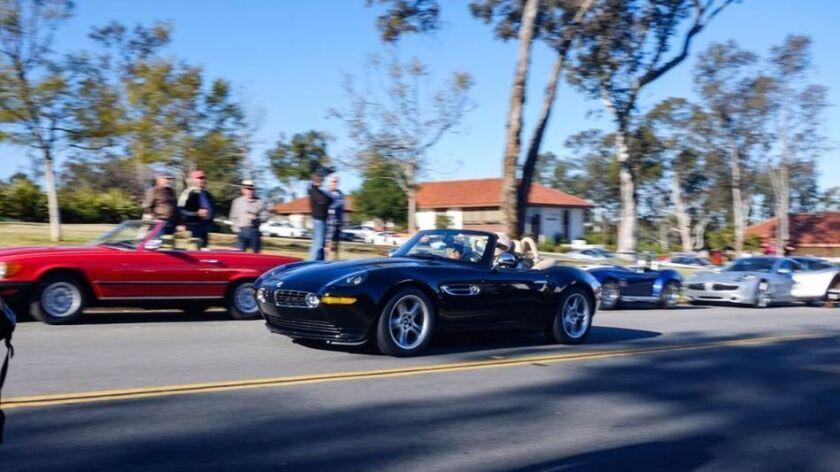 A Secret Car Club Saturday.
