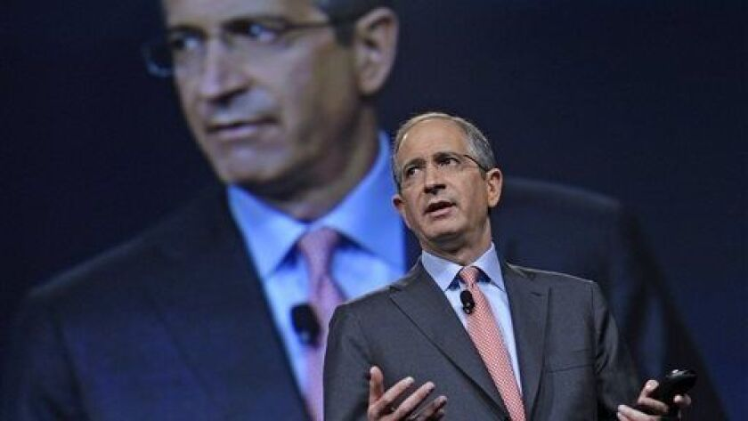 Comcast Corp. CEO Brian Roberts, shown in 2013, renewed the company's pursuit of much of Rupert Murdoch's 21st Century Fox on Wednesday even though Fox has already announced its intention to sell key assets to Walt Disney Co.