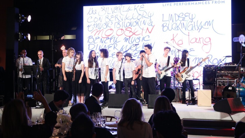 Silverlake Conservatory of Music: 2018 Annual Benefit and Art Auction