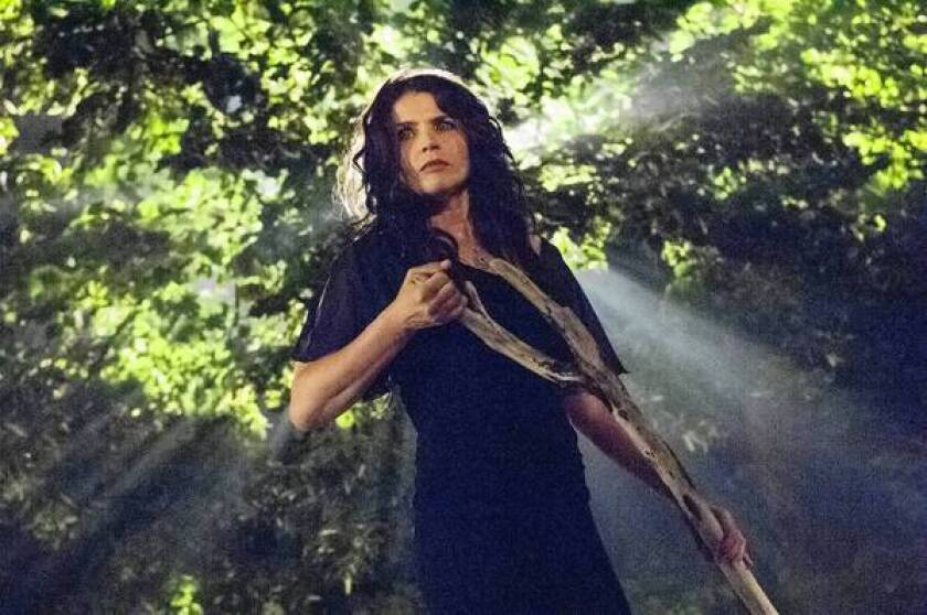 Witches are one way to safely invoke strong female characters