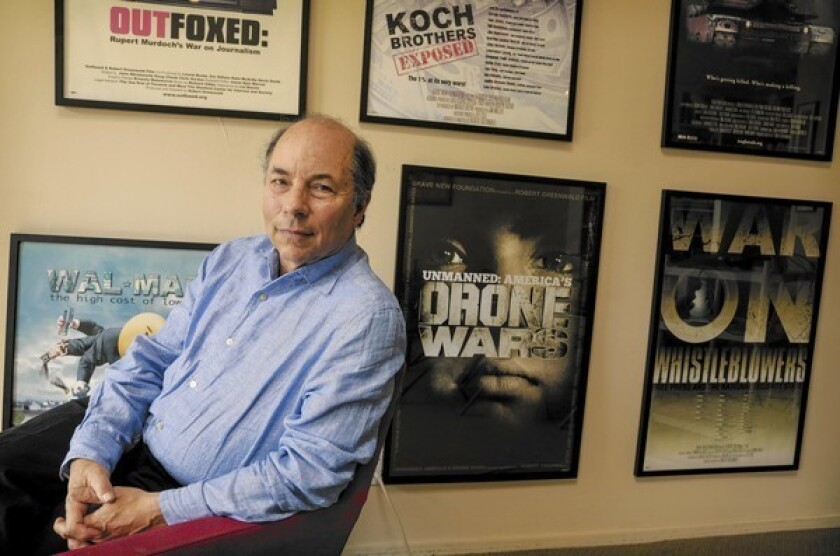 Robert Greenwald turns his lens on drone warfare in 'Unmanned'