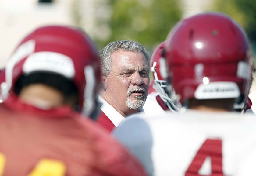 Photo Gallery: Glendale Community College football practice