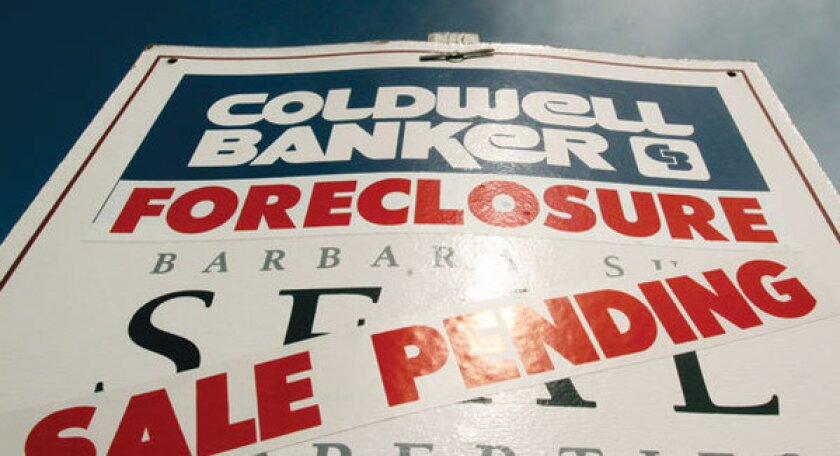 "RealtyTrac says foreclosure activity ""a mixed bag"""