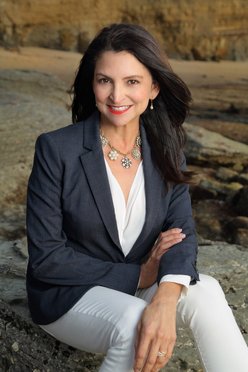 Rosamaria Acuña is a coastal real estate specialist with Berkshire Hathaway HomeServices California Properties.