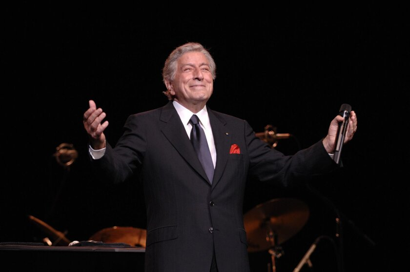 """""""I just celebrated my 93rd birthday (in August),"""" says Tony Bennett, """"and I still feel like I am just getting started."""""""