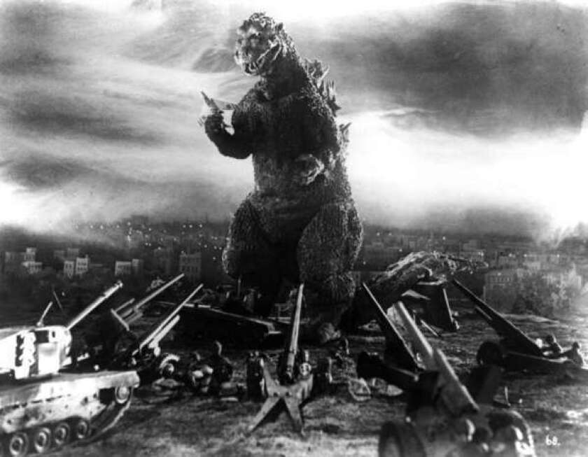 """A remake of """"Godzilla"""" has spawned a lawsuit by producers against Legendary Pictures."""