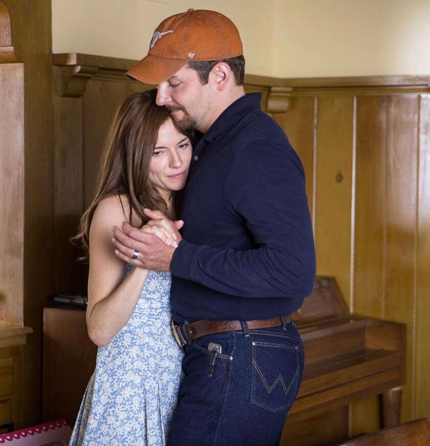 Bradley Cooper, Sienna Miller
