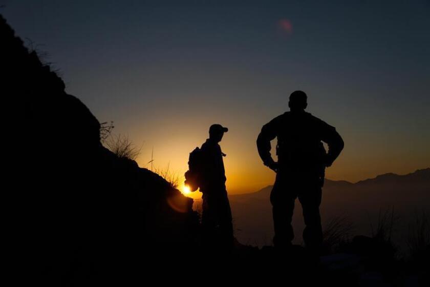 El Pentágono divulgó hoy la identidad del soldado estadounidense fallecido el pasado 1 de enero durante una misión en el distrito de Achin, en la provincial oriental afgana de Nangarhar, considerada el bastión del grupo yihadista Estado Islámico (EI) en el país. EFE/Sgt. Matthew Freire/Ejército de los Estados Unidos/SOLO USO EDITORIAL/NO VENTAS