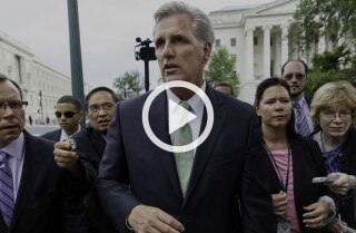 California Rep. Kevin McCarthy is new House majority leader