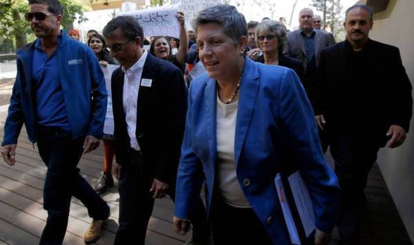 Napolitano commits funds to aid UC students who entered U.S. illegally