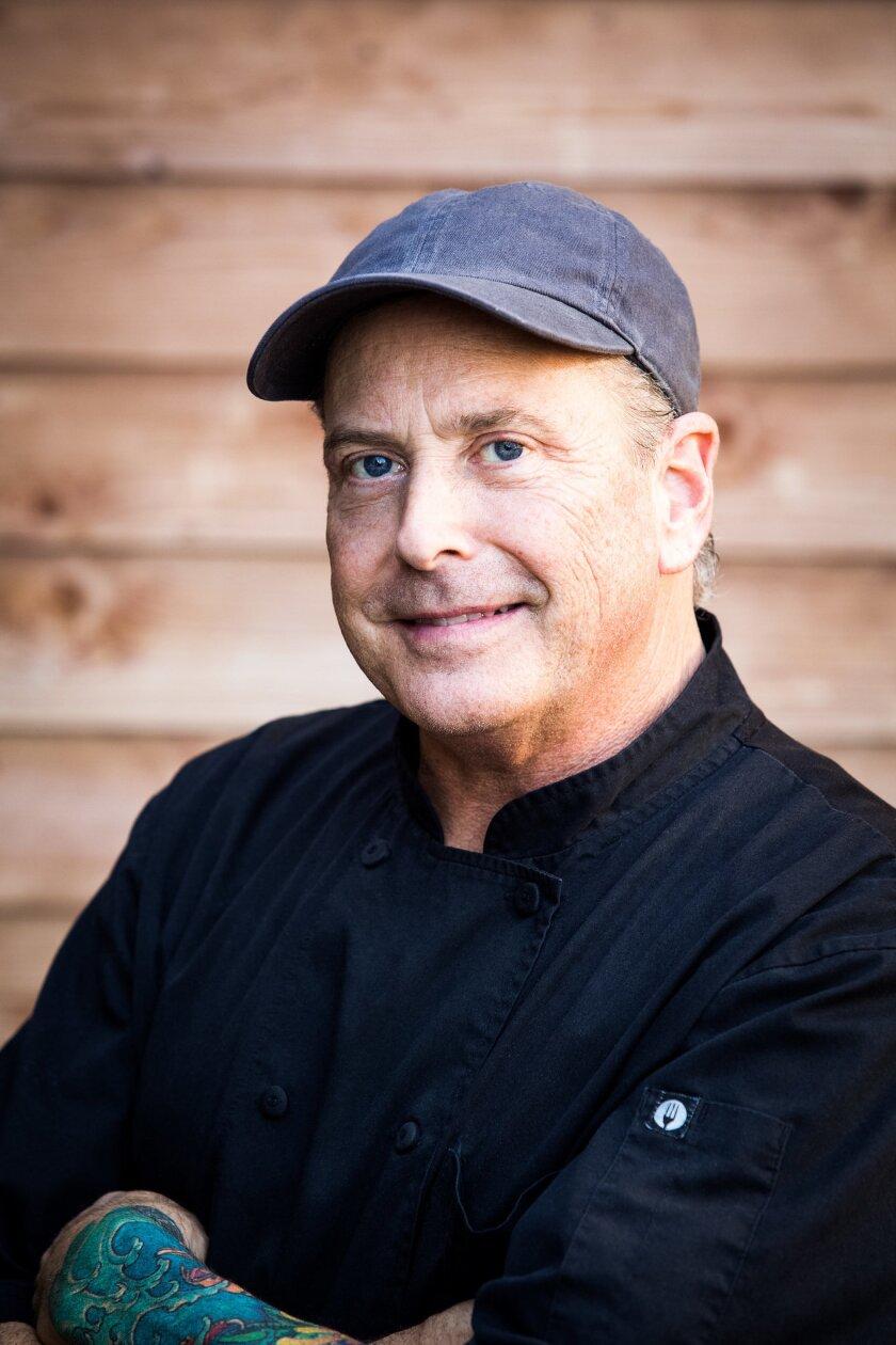 Chef Robert Gaffney