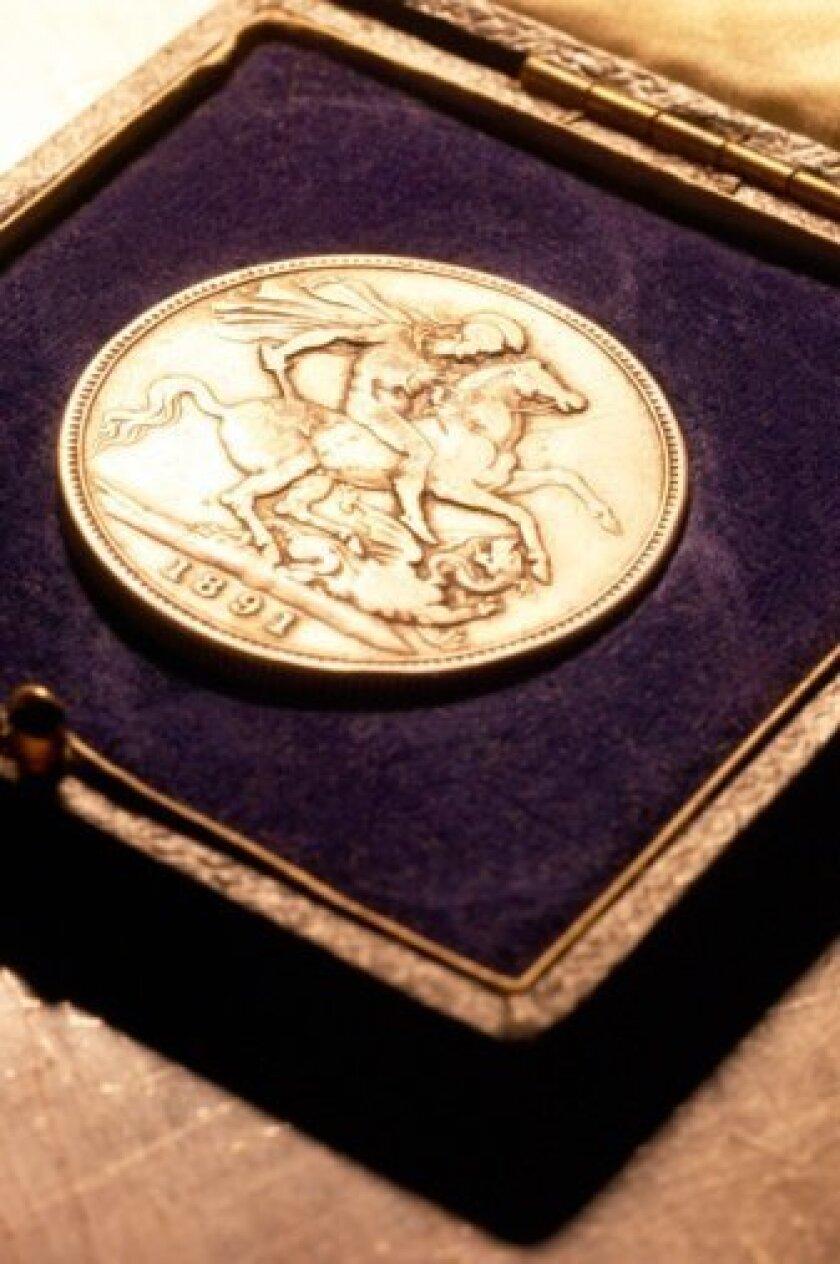 Coin investing in La Jolla