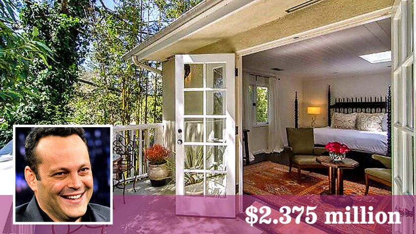 Hot Property | Vince Vaughn