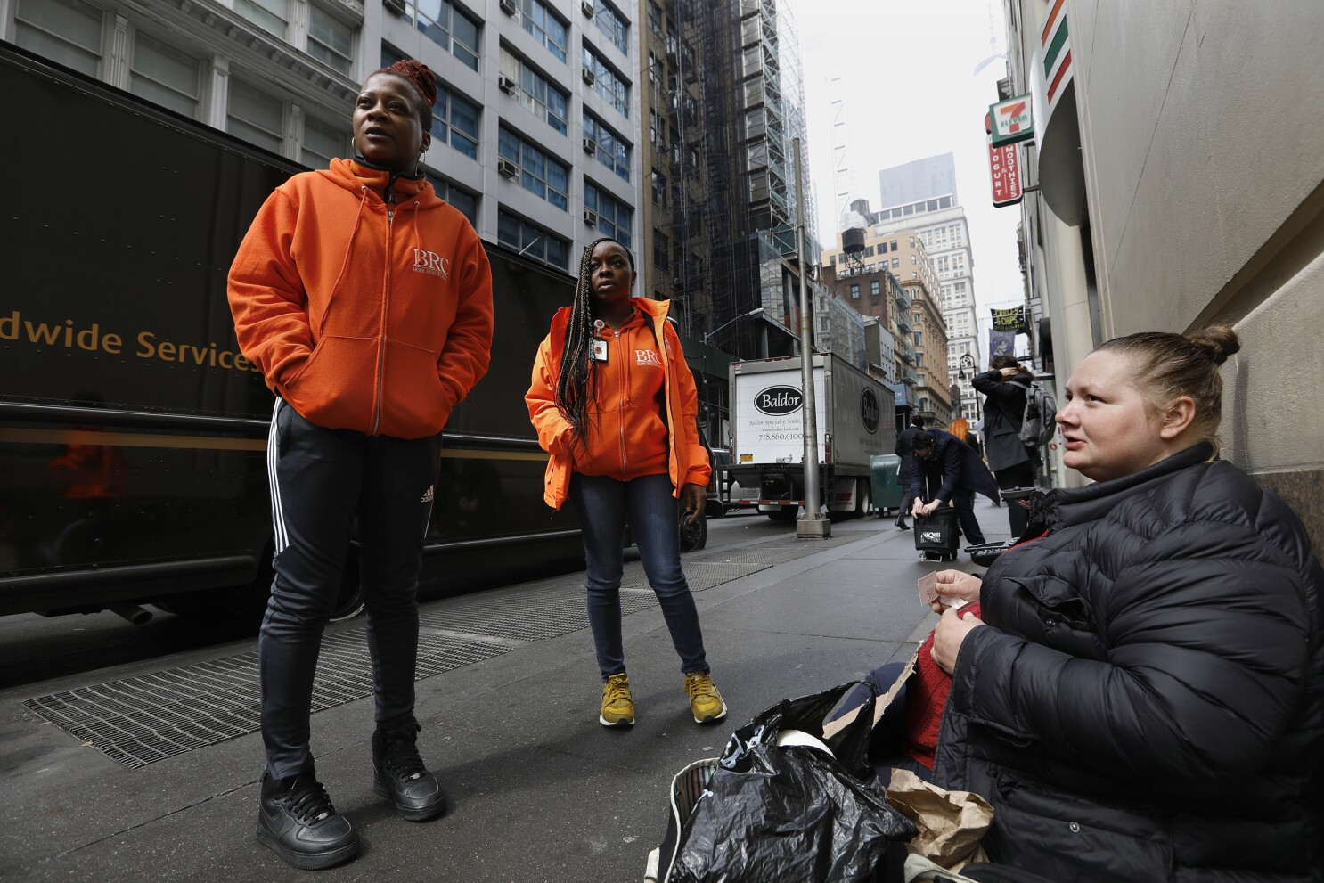 Desperate to ease homelessness, California officials look to New York 'right to shelter' laws