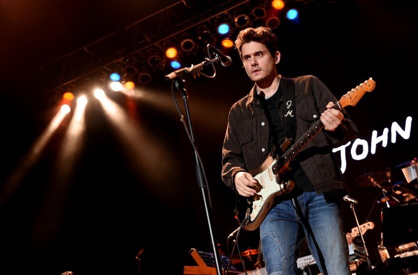 John Mayer opened up about his decision to stop drinking.