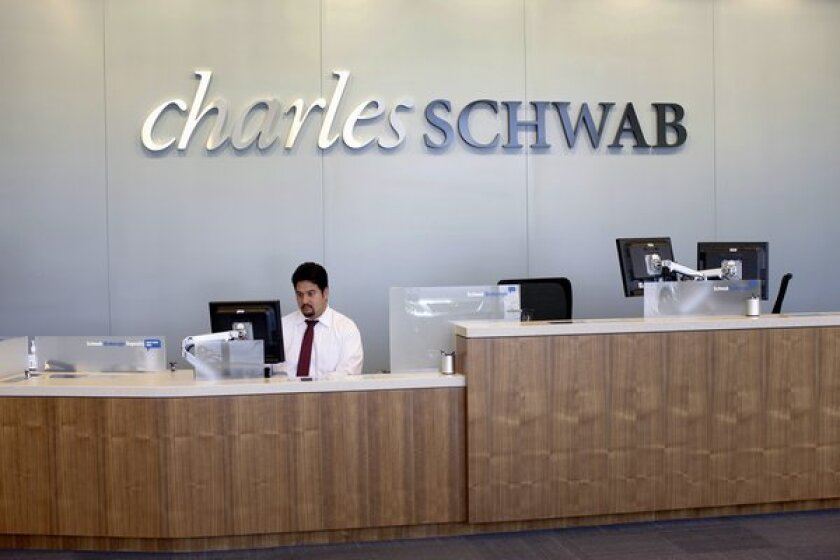 Schwab was able to stymie competitors with zero fees in part because it relies less on trading, and more on its other business lines, for income.