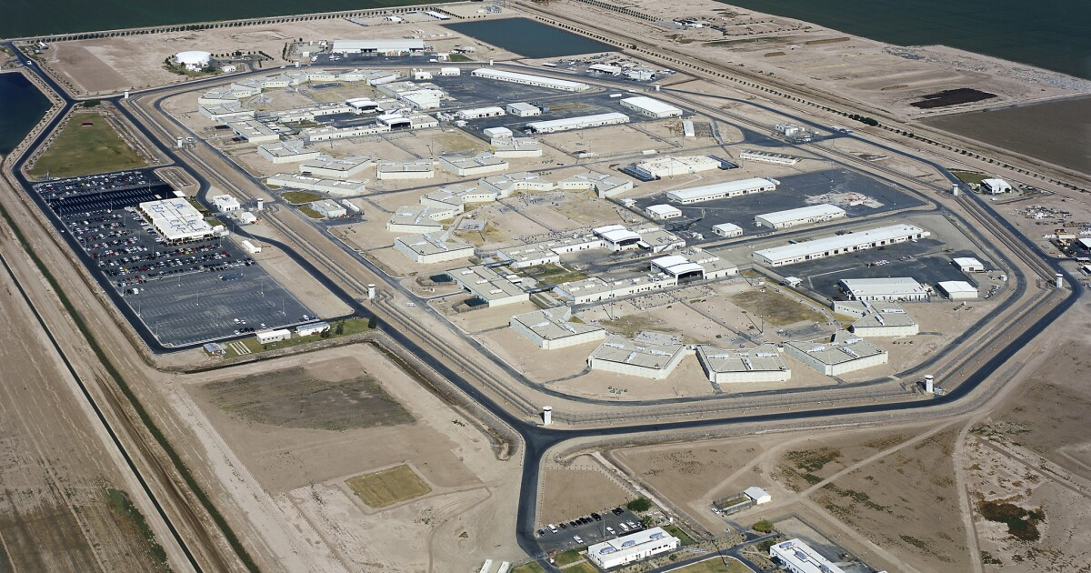 Coronavirus outbreak infects inmates at Imperial County's Calipatria State Prison