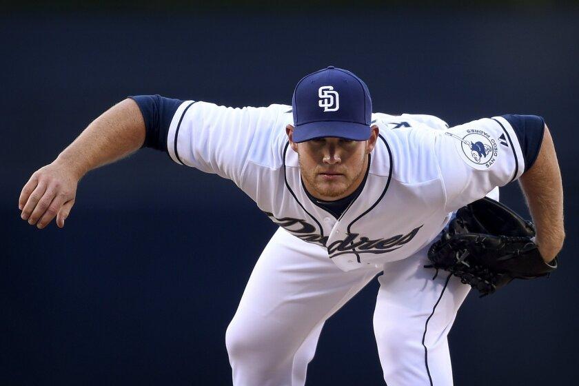 San Diego Padres relief pitcher Craig Kimbrel. Andy Hayt/San Diego Padres